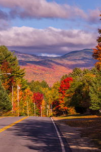 Mountain Road, Western Maine