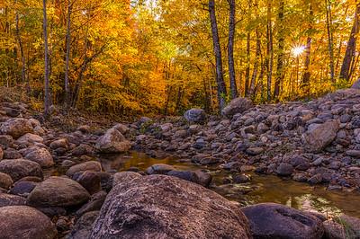 Bowley Brook, Weld, Maine
