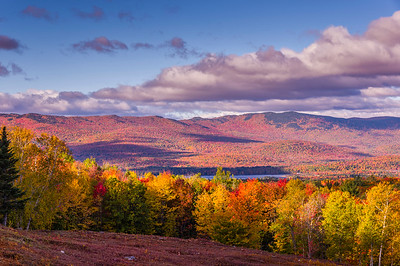 Weld, Maine Vista