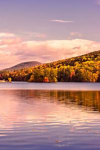 North Lake vertical near Bethel, Maine