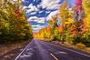 Unwinding Road, Western Maine