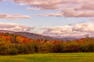 Misty Mountain View, Route 26, Western Maine