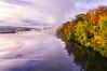 Autumn Flight, Livermore Falls, Maine