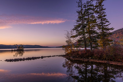Moose Pond, Bridgton, Maine