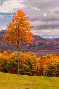 Oxford, Maine in Autumn 4
