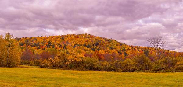 Route 26 Autumn Mountain panorama 1
