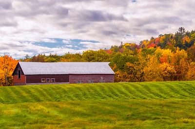 Old Barn, Route 26, Western Maine