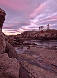 Nubble Light, York, Maine.