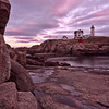 Nubble Light, York, Maine.