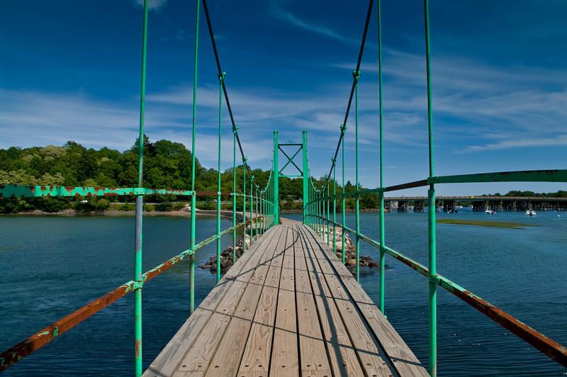 The Wiggly Bridge, York, Maine