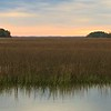 Salt Marsh Reflection