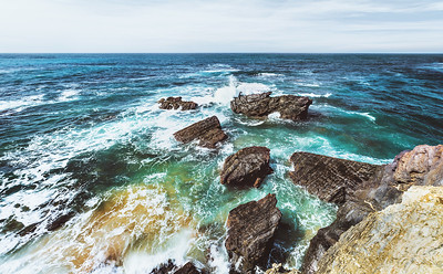 Praia do Patacho, Vila Nova de Milfontes, Alentejo