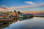 Capitola-At-Dusk-Zeldas-margaritaville-Paradise-Beach-Grill-The-Sand-Bar-California_D811888