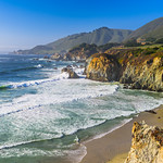 """Big Sur Monterey Northern California Coastline"""
