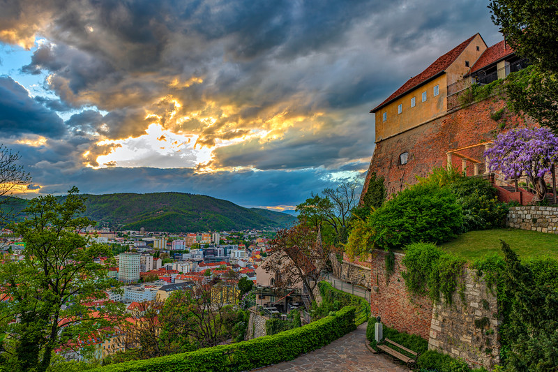 Graz-Austria-Sunset-Skyline-Cityscape-_D814334 Fine-Art-Photography-Collector-Europe