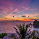 """""""Boracay Island Sunset"""""""