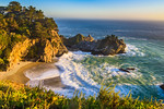 McWay-Falls-Waterfall-California-Julia-Pfeiffer-Burns_State-Park-Northern-California-Coastline-Tranquil-Peaceful-D818823-Healthcare-Fine-Art-artwork-Clinics