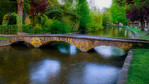 """Scenes in Bourton-on-the-Water"""