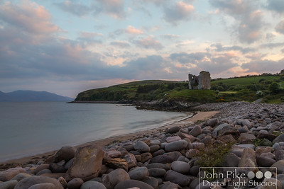 Minard Castle, Dingle Peninsula
