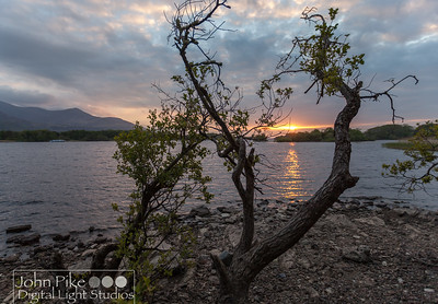 Lough Leane by Ross Castle, Killarney
