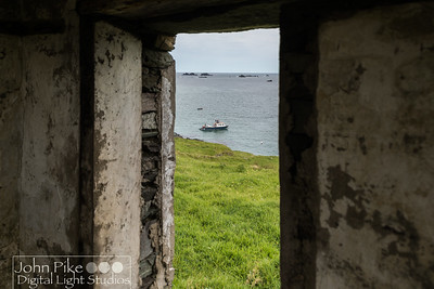 Great Blasket Island, off the coast of Dingle Peninsula