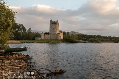 Ross Castle, Dublin