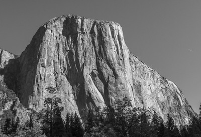 El Capitan, Black & White
