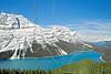 Petyo Lake and Caldron Peak,<br /> Banff National Park, Alberta, Canada