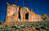 Courthouse Towers by Moonlight,<br /> Arches National Park, Utah