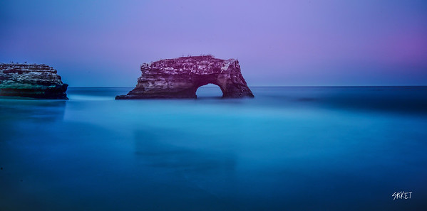 Natural Bridges Dawn