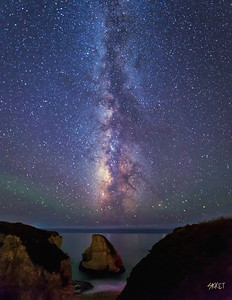 Shark Fin Cove Galaxy