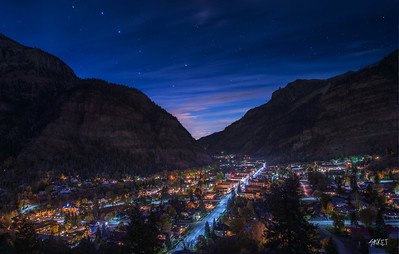 Ouray Night