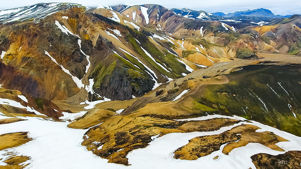Landmannalaugar ~ Highlands