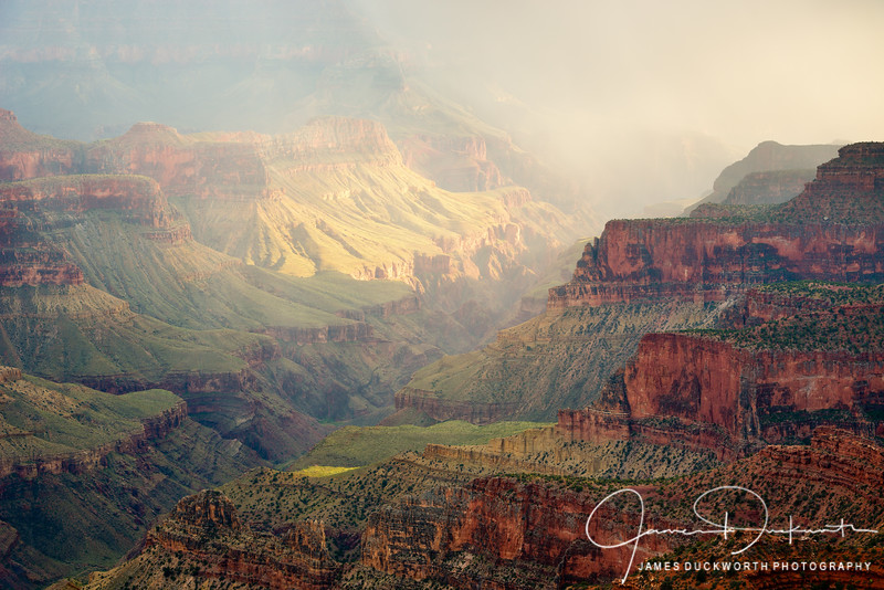 Monsoons in the Canyon