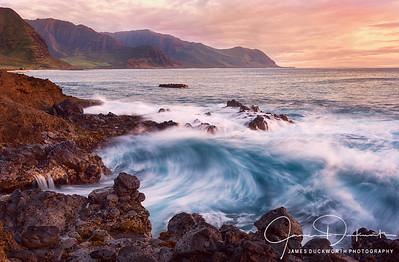 Ka'ena Point, O'ahu, Hawaii