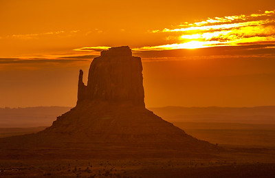 Sunset Butte