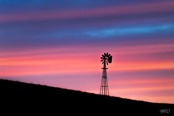 Sunset Palouse