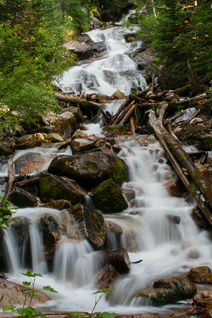 Lower Falls at Cottonwood Canyon