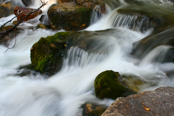 Cascade in Big Cottonwood