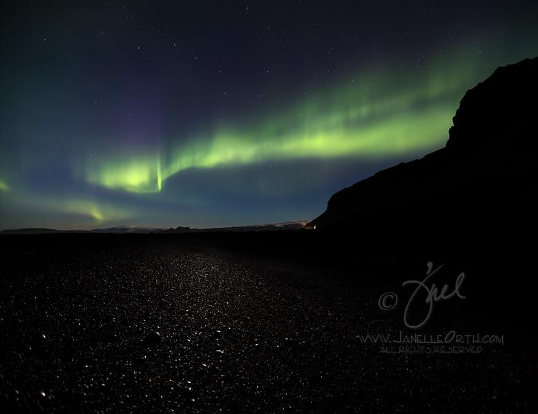 Aurora Ribbon  ©2018  Janelle Orth