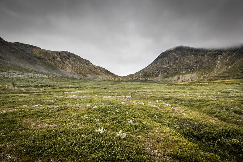 Marsfjäll and its splendour