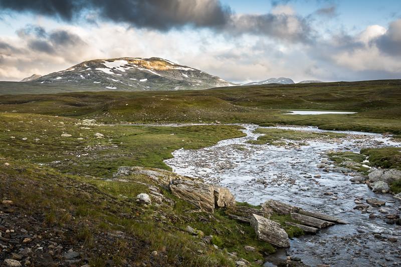 Stekenjokk plateau