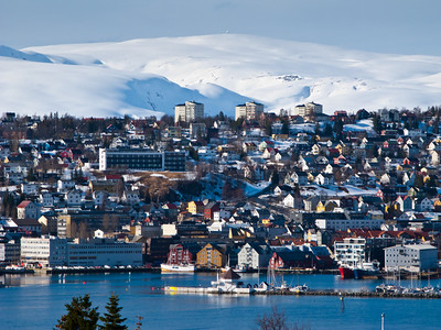 Tromsø in the winter