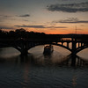 Sunset on Town (LadyBird) Lake