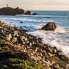 Mussel Rock, Pacifica.