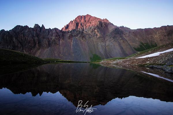 Mt. Sneffels Reflection