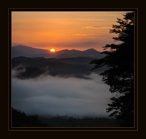 Smoky Sunrise - won 2nd place in Austin PPA Competition 2016