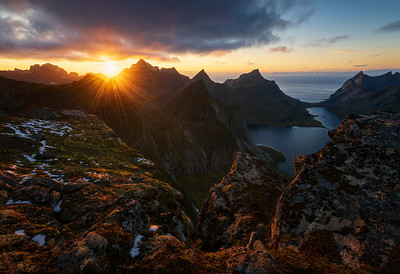 The core of Lofoten