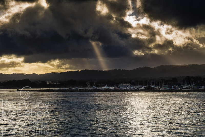 Stormy Light Rays