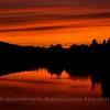 Sunset - Ambajejus Lake, Millinocket, Maine
